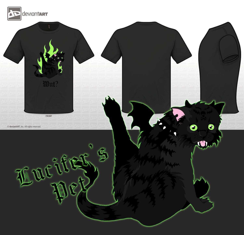 Lucifer's Pet by LadyAway
