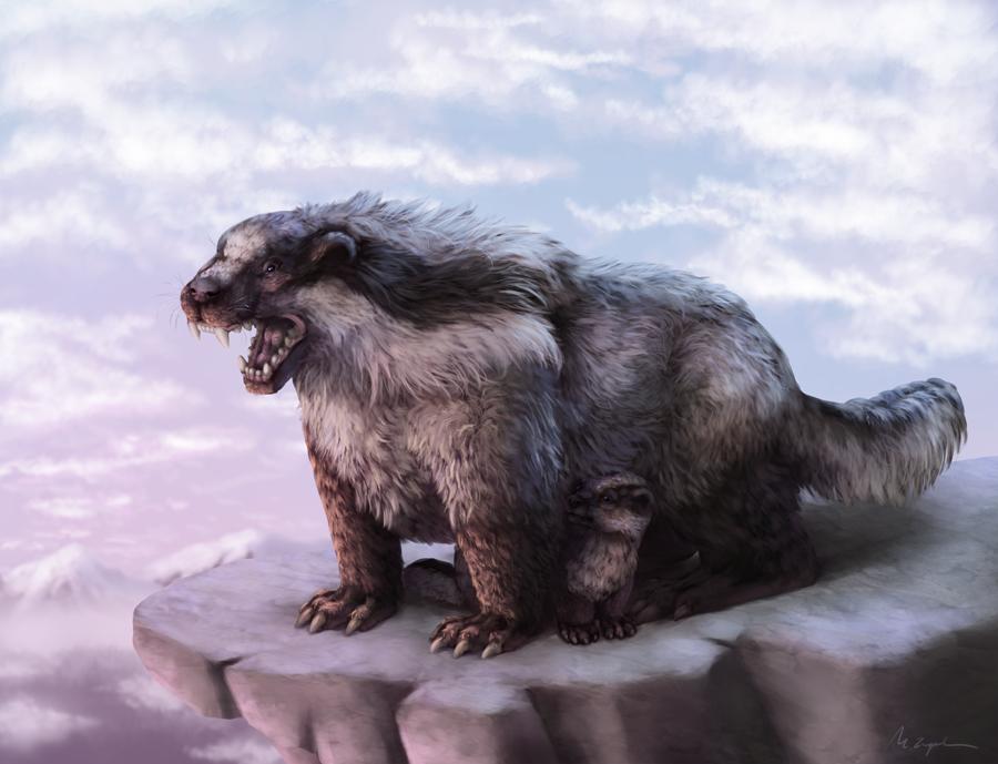 Hear me roar! by LadyAway