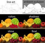 Photorealistic Digital Painting in SketchBook Pro