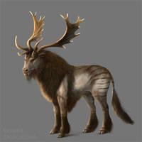 Deer creature