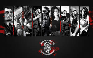 Sons of Anarchy v1 by Zengatsu