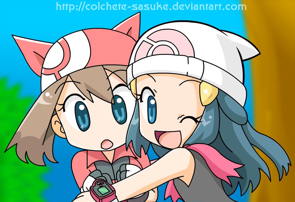 deviantART: More Like Pokemon: Haruka by OukaSakazaki