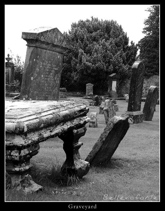 Graveyard by Bellerofonte
