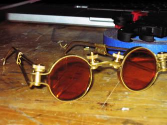 Steampunk sunglasses 2 by Insidebook