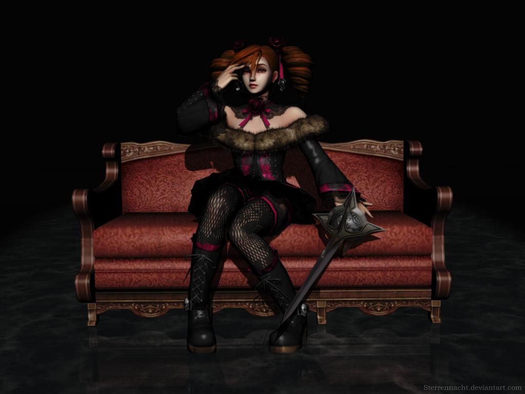 Amy Sorel Soul Calibur 4 by nessa24 on DeviantArt