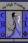 High Priestess, Tarot