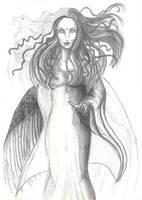 Medusa by LodeinArt