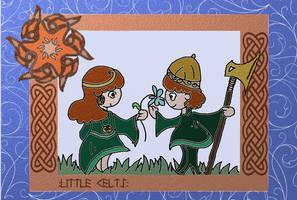 Little Celts by LodeinArt