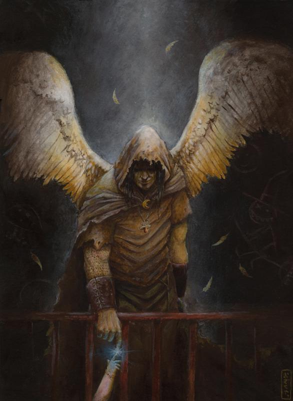 Guardian Angel by Ozakuya