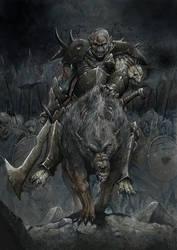 Bolg, son of Azog