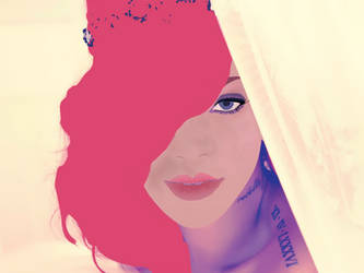 project Rihanna. by snappedbeat
