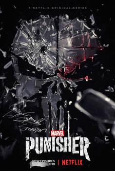 Punisher Season 2 Poster
