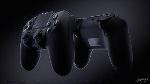Dualshock 5 Prototype