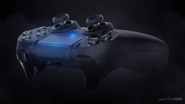 Dualshock 5 concept