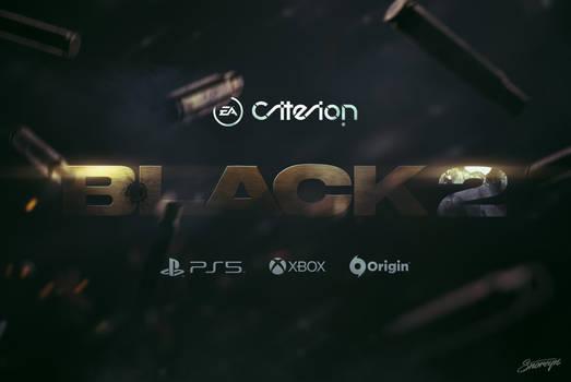 BLACK 2 title screen