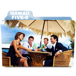 Hawaii Five-0 Folder