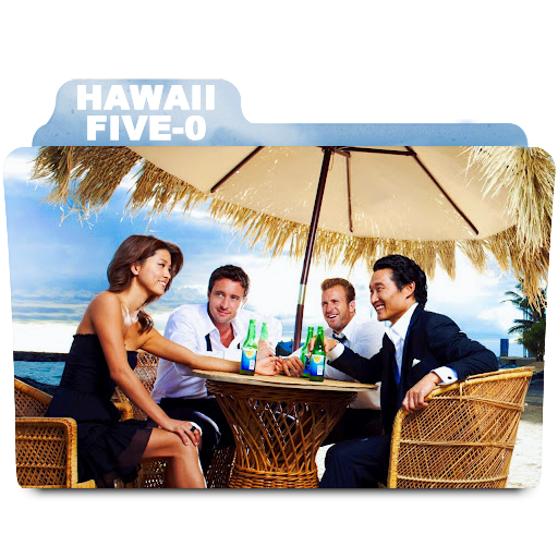 Hawaii Five-0 Folder