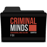 Criminal Minds Logo Folder