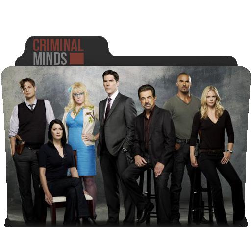 Criminal Minds Folder