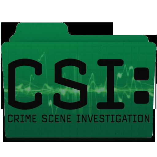 CSI Logo Folder
