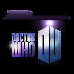 Doctor Who Folder