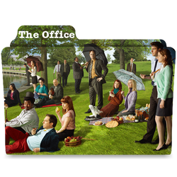 The Office Folder