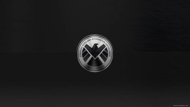 SHIELD Logo Wallpaper