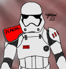 Side Project - Stormtrooper Quickie by ryuumi20