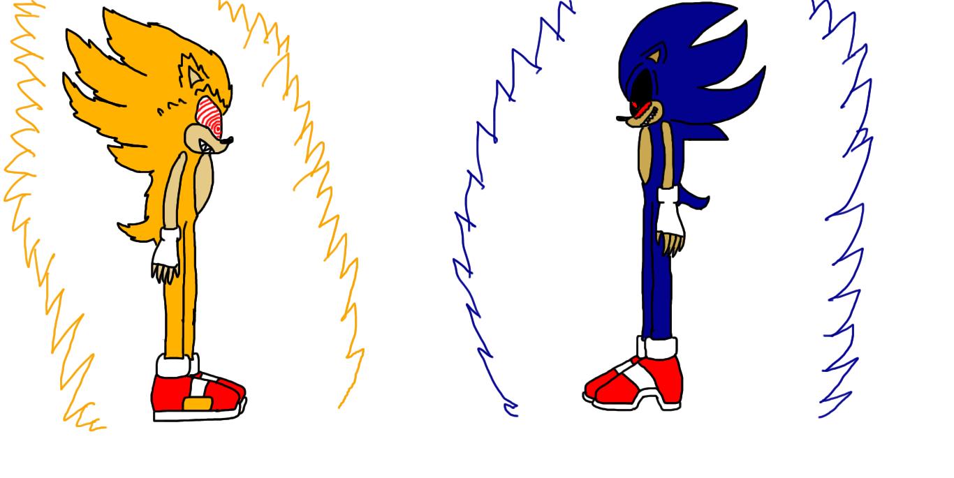 Fleetway Hyper Sonic