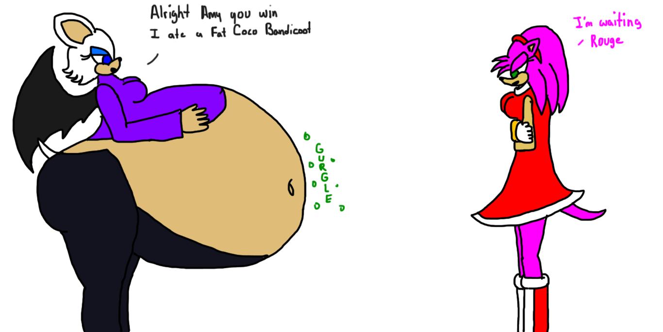 Rouge On Fat-sonicgirls-club