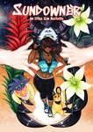 Sundowner Cover by madama-moth