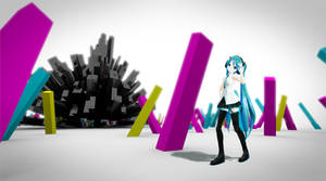 New MMD Stage