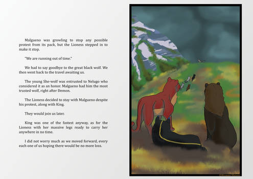 The Legend Of Nyeleti - Page 48