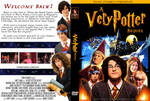 A Very Potter DVD Cover