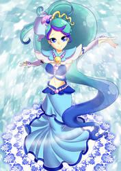 .:Elegant with Grace Cure Mermaid:.