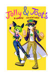 Jolly and Joots by poppyrous