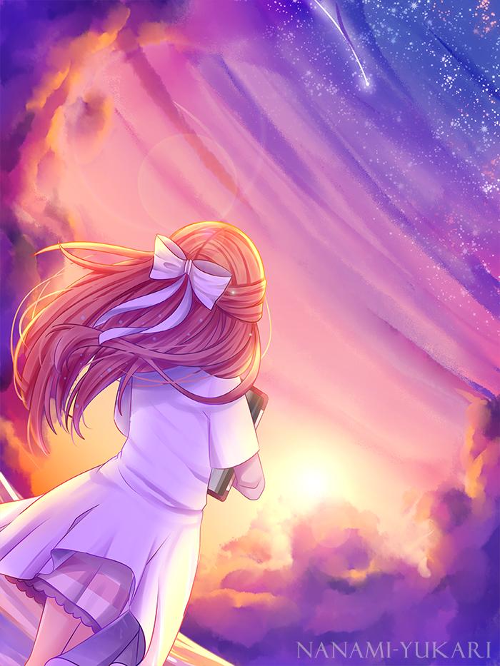 S h e l t e r by nanami yukari on deviantart - Anime pretty girl wallpaper ...