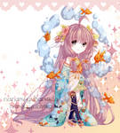 :Adopt Extra: Shizuka by Nanami-Yukari