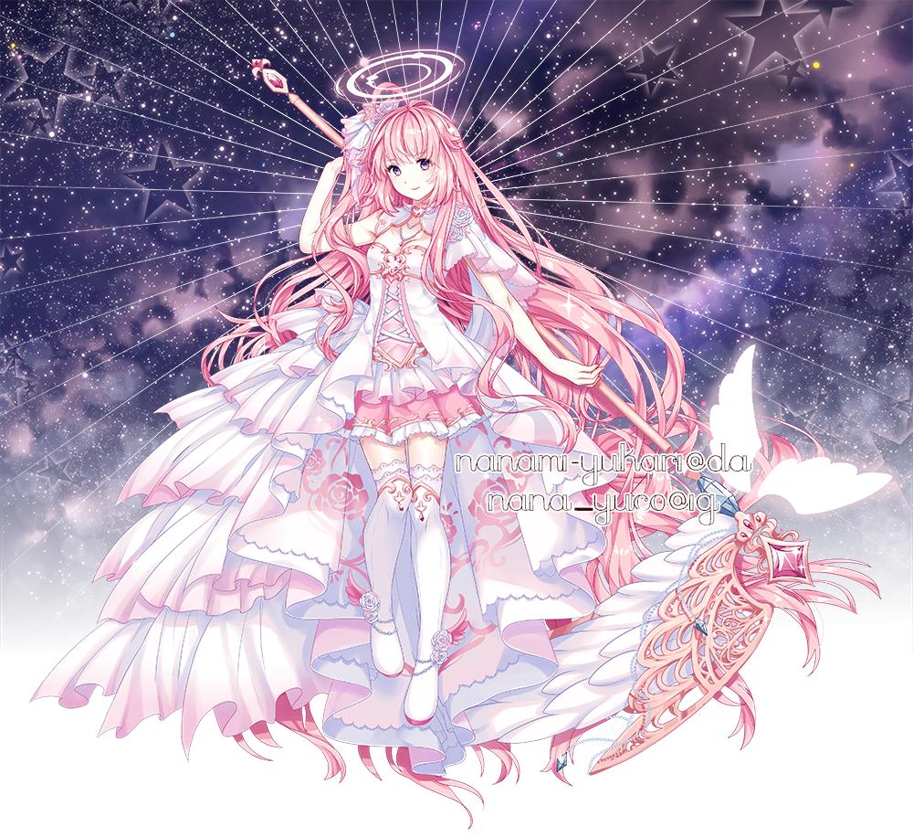 Anime Goddess Of Love