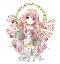 [ADOPT AUCTION] Bloom Day 2   1 (CLOSED)