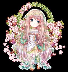 [ADOPT AUCTION] Bloom Day 2 | 1 (CLOSED) by Nanami-Yukari