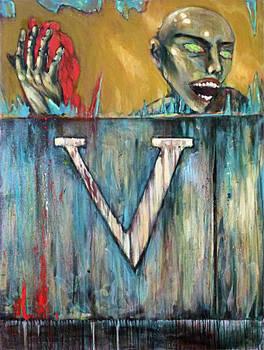 'V' 1990