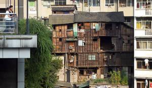 Chongqing Apartments, China