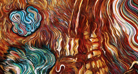 Rorschach Experiment 01 by Art-of-Eric-Wayne