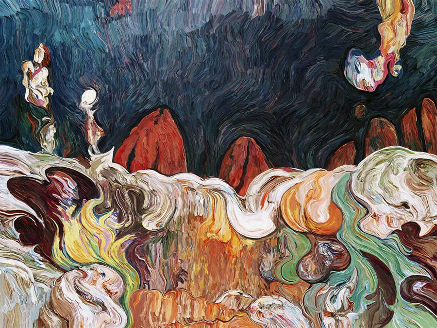 Mindscape 1 (2013) by Art-of-Eric-Wayne