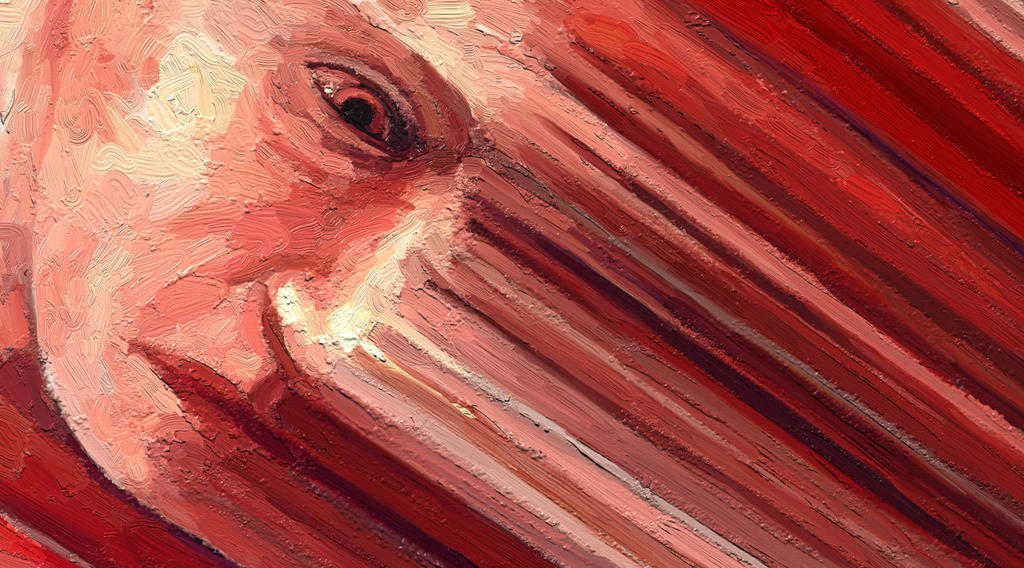 [Detail of] The Extrusion of the Psychonaut. by Art-of-Eric-Wayne