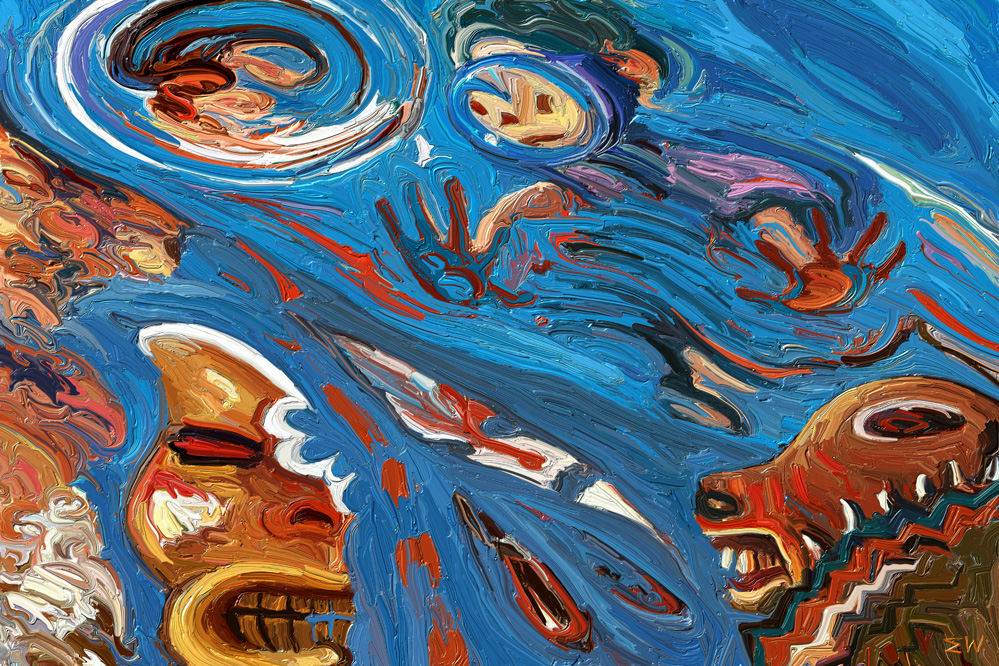 #12 Saucer Full of Secrets by Art-of-Eric-Wayne