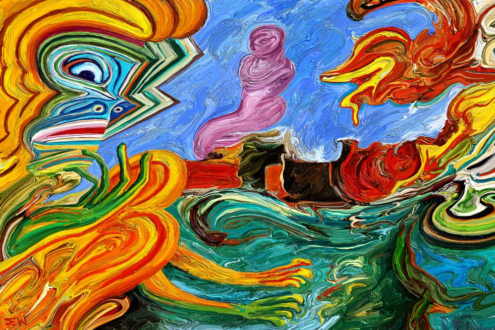 #14: The Sphynx by Art-of-Eric-Wayne