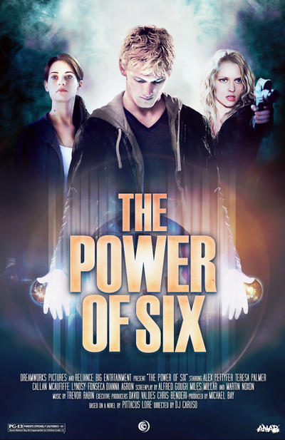 The Power Of Six Poster by AnaB on DeviantArt