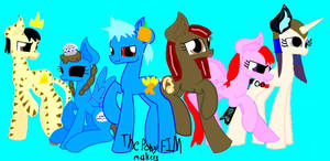 The Pony FIM makers